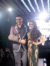 Fashion Circle Night Kick Starts with Varoin Marwah and Soraya B Couture at Vii Dubai