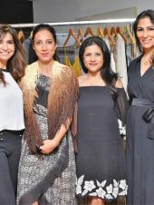 The Glam Closet Celebrates International Women's Week with Malini Ramani and Namrata Joshipura