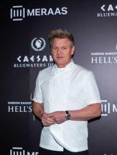 Gordon Ramsay Opens Second Restaurant in Dubai!