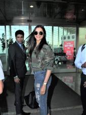 Airport Diaries: Deepika Padukone in Camo, Sara Ali Khan and Salman Khan Spotted!