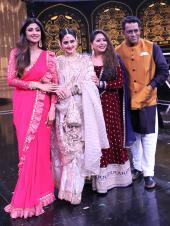 Rekha on Super Dancer 3 Is a Beautiful Sight