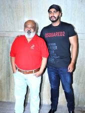 Many Celebrities Spotted At Screening Of India's Most Wanted