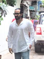 Saif Ali Khan Rocks White Like A Boss
