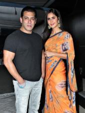 Katrina Kaif And Salman Khan Go All-Out For Bharat Promotions