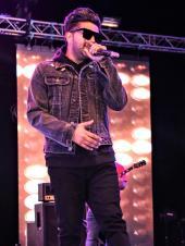 Singer Guru Randhawa's Concert In Dubai