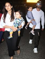 Shahid Kapoor, Kriti Sanon And Many Other Celebrities Spotted At The Airport