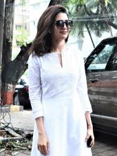 Karishma Tanna Looks Stunning in White