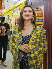 Parineeti Chopra At Launch Of An Al Adil Store In Dubai