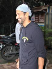 Shibani Dandekar And Farhan Akhtar Spotted Out