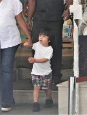Taimur Ali Khan Gets Papped Out and About Town
