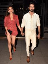 Shahid Kapoor and Mira Rajput Are Slaying With Their Couple Style