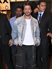 Shah Rukh Khan And More At The Screening Of 'Bard Of Blood'