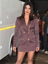 Priyanka, Farhan And Rohit Are Stunning For Promotions