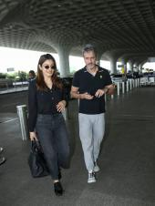 Who nailed the airport look: Kiara Advani, Ranveena Tandon or Vicky Kaushal?