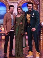 Rajkummar Rao And Sonam Kapoor On Maniesh Paul's Show