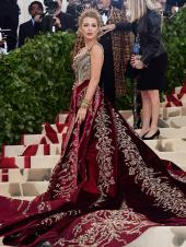 Blake Lively and six times she dazzled at the red carpet