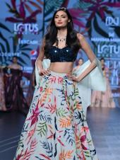 Athiya Shetty, Aditi Rao Hydari And More Walk The Ramp For India Fashion Week