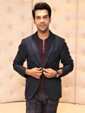 Rajkummar Rao, Mouni Roy And Cast Of 'Made In China' At The Promotions Of The Movie