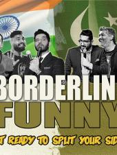 Nitinn Miranni's Borderline Funny To be Staged in Dubai