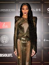 Winnie Harlow, Dulquer Salmaan, Huda And More At Women Of The Year 2019