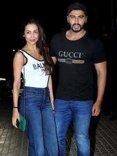 Malaika Arora and Arjun Kapoor: 6 Times The Couple was spotted toghether