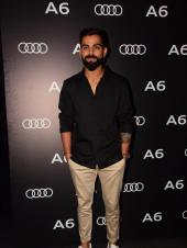 Virat Kohli Looks Dapper While Spotted at a Car Launch
