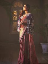 Sonya Hussyn Brings Her Own Twist to Plain Old Saris