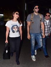 Alia Bhatt And Aditya Roy Kapur Are Back In Town