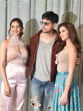 Tara Sutaria, Sidharth Malhotra And Rakul Preet Singh Are Stunning For Promotions