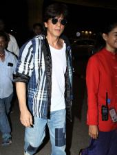 Celebs Spotting: Shah Rukh Khan, Alia Bhatt, Ranbir Kapoor And More Spotted At The Airport