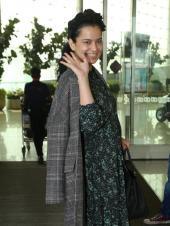 Celebs Spotting: Kangana Ranaut, Abhishek Bachchan, Twinkle Khanna