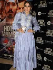 Raveena Tandon, Jimmy Shergill And More At The Screening Of 'Hotel Mumbai'