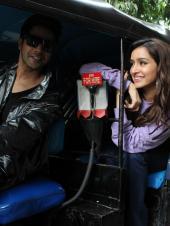 Varun Dhawan And Shraddha Kapoor Begin Promotions