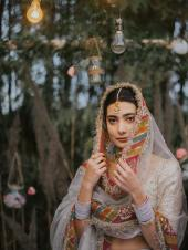 How Eman Suleman Brought Back Old School Bridal Charm