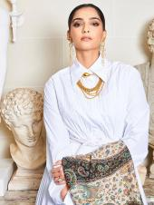 Sonam Kapoor's Statement Jewellery is Leaving Quite a Mark