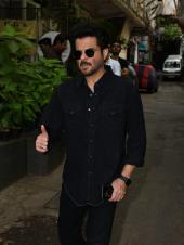 Celeb Spotting: Anil Kapoor, Salman Khan and Others