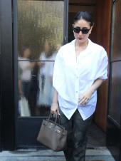 Kareena Kapoor is Bringing Camouflage Back
