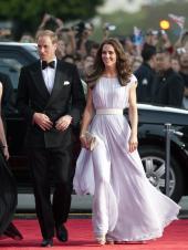 Kate Middleton's Best BAFTA Looks