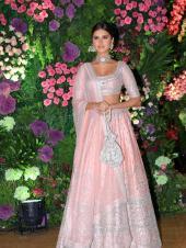 Armaan Jain Wedding: Lehenga Takeover!