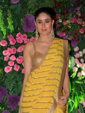 Armaan Jain Wedding: Best Sari Looks