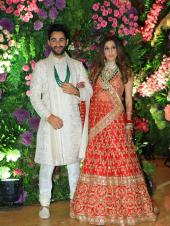 Armaan Jain Wedding: The Couple of the Hour!
