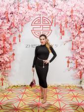 Zheng He's Chinese New Year Party in Dubai