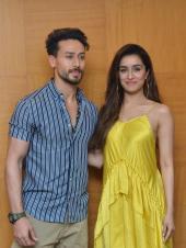 Tiger Shroff and Shraddha Kapoor Promote Baaghi 3