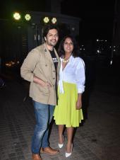 Ali Fazal and Richa Chadha Spotted Together