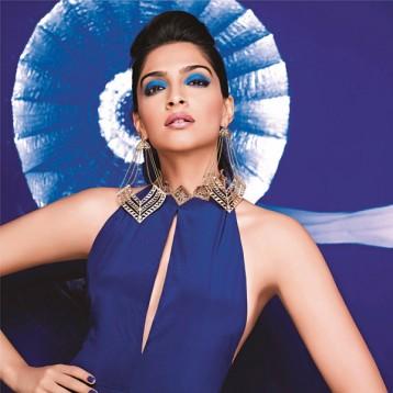 Sonam Kapoor Does Bridal Beauty