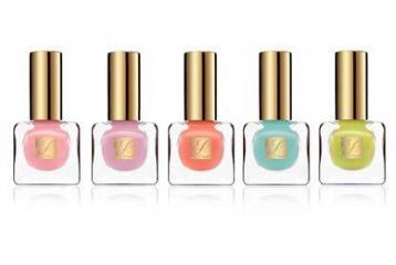 New range of peppy nail colors