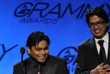 Two Grammy awards for A.R. Rahman