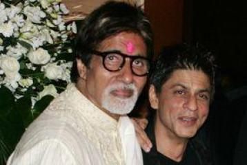 Why Big B congratulated SRK