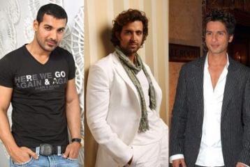 Bollywood's HOTTEST man revealed