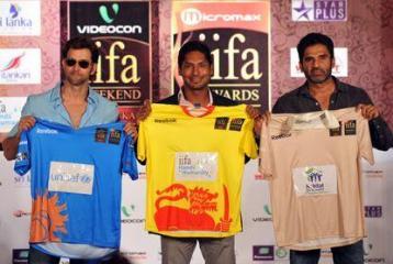 Hrithik, Suniel to lead IIFA cricket teams